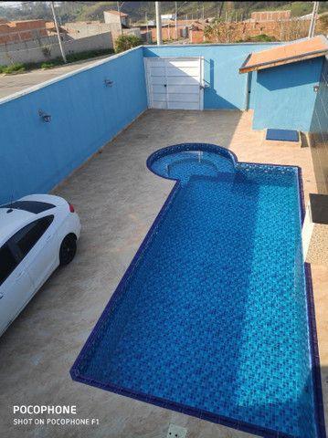 Casa com piscina para confraternização,churrasco, aniversário etc ... - Foto 2