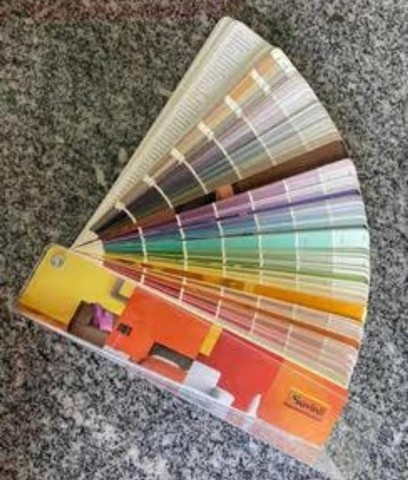 Vendo leque de cores  - Foto 2