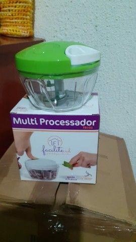 Mini triturador de alimentos