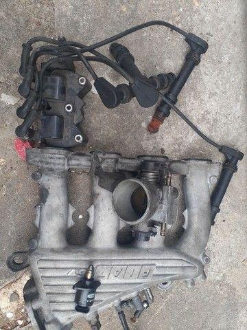 Estou vendendo essas peças do motor 16 válvula do Bravo - Foto 2