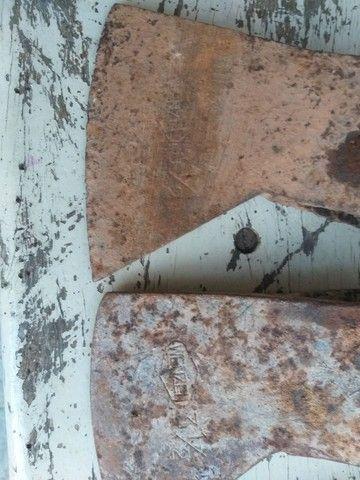 machado wenzel antigo 2 e 3 libras e meia - Foto 5