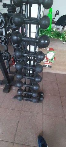 Acessórios e Equipamentos para Musculação e treino funcional.  - Foto 3