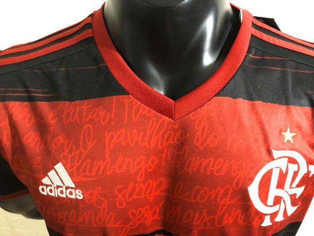 Flamengo Camisa Oficial - Foto 6