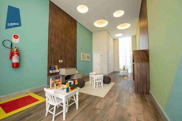 Apartamento Duplex com 3 dormitórios à venda, 172 m² por R$ 1.972.641,00 - Guararapes - Fo - Foto 12