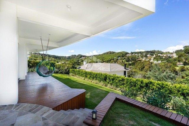 Casa de condomínio à venda com 3 dormitórios em Condominio alphaville, Gramado cod:9937109 - Foto 14