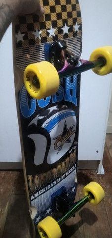 Skate semi-long