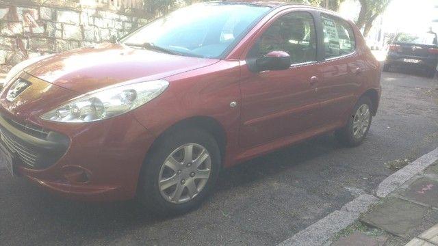 Peugeot 207 com bancos de couro  - Foto 3