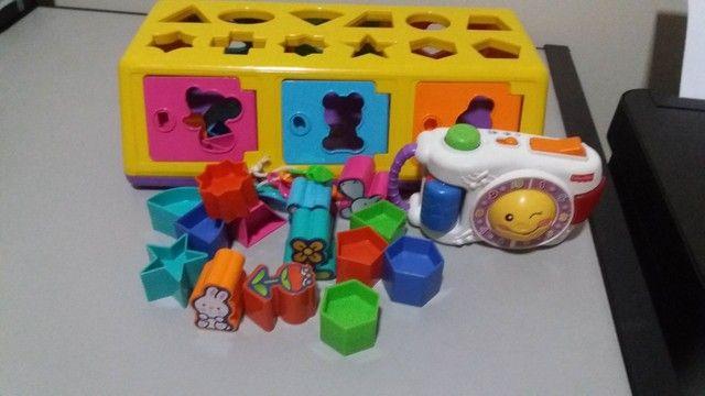 Brinquedos Fisher Price - Foto 2