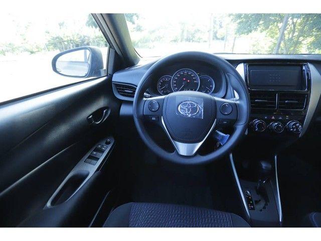 Toyota Yaris HATCH XL LIVE 1.3 FLEX AUT. - Foto 10