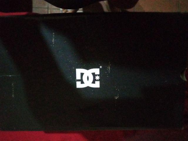 Tênis DC novo na caixa numero 42 aceito troca