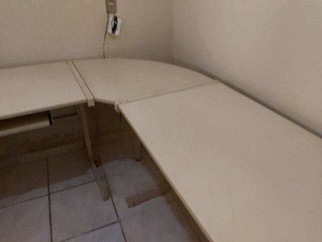 Mesa de canto para escritorio - Foto 2