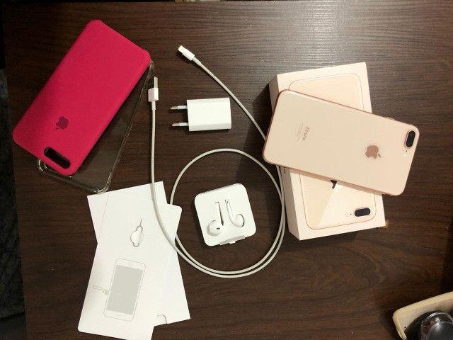 Iphone 8 plus Gold - Foto 3