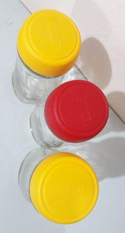 São 11 vidros de Nescafé dos grandões em estado de Novo  - Foto 3