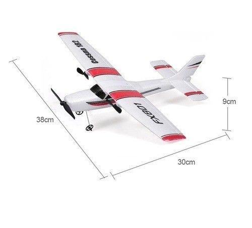 Avião de Controle Cessna 120 metros - Foto 2
