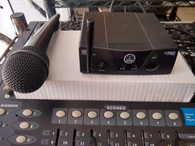 Microfone sem Fio AKG SR 40 - Foto 4