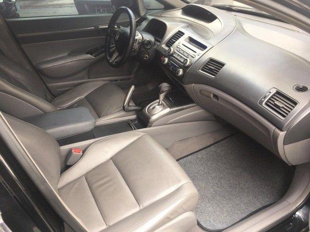 Civic Exs 1.8 16V i-Vtec Aut. Flex 2011 **Super Conservado** - Foto 11
