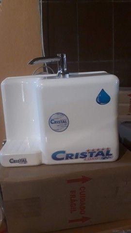 Purificador de água cristal 5 estrelas