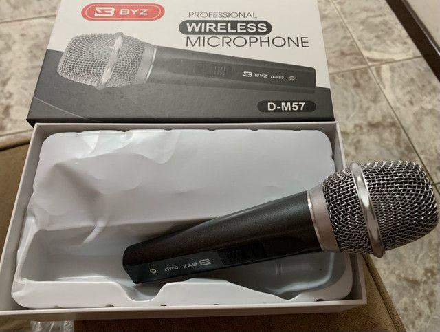 Microfone BYZ D-M57 - Foto 2