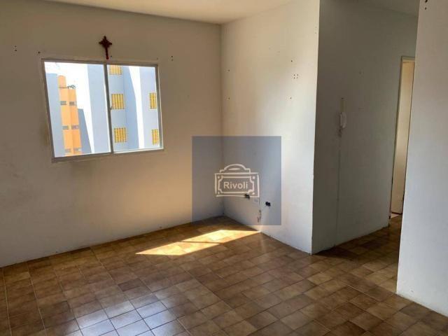 Apartamento com 2 dormitórios para alugar, 57 m² por R$ 750,00/mês - Cidade Universitária  - Foto 5