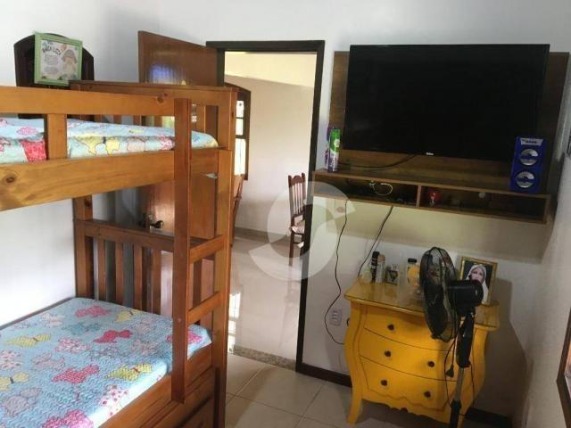 Casa com 3 dormitórios à venda por R$ 400.000,00 - Jacaroá - Maricá/RJ - Foto 12