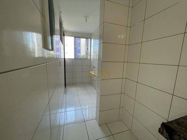 Apartamento com 3 dormitórios para alugar por R$ 850,00/mês - Sandra Cavalcante - Campina  - Foto 18