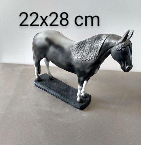 Escultura Cavalo - Foto 3