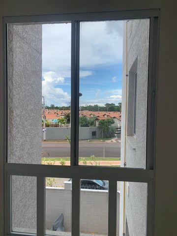 "Alugo apartamento ""novo"" no condomínio "" Jardim de Madri - Bloco com elevador - Foto 16"