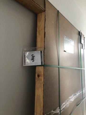 Porta de alumínio marca JAP top de linha - Foto 3