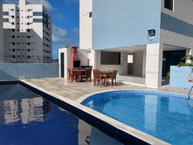 Apartamento no Bancários 02 quartos com elevador e piscina - Foto 3