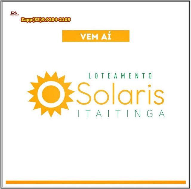 Lotes Solaris em Itaitinga %%% - Foto 3