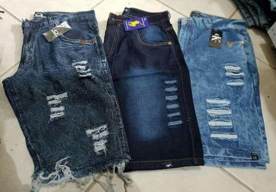 Bermudas Jeans No Atacado  - Foto 3