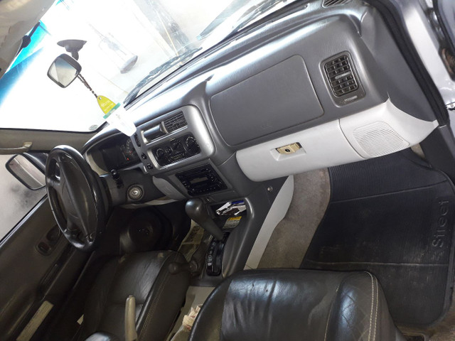 Vendo ou troco pajero 2.8 diesel - Foto 2