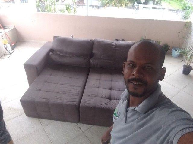 Sofá ENCARDIDO ??? Limpeza de sofá !!!