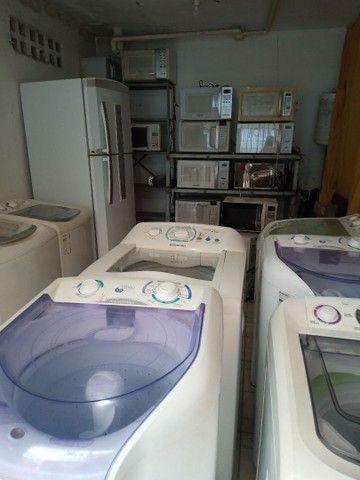 Máquina de lavar e microondas preço justo e com garantia ZAP 988-540-491 - Foto 2