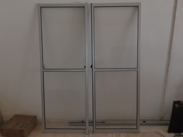Porta de correr vidro completa - Foto 2