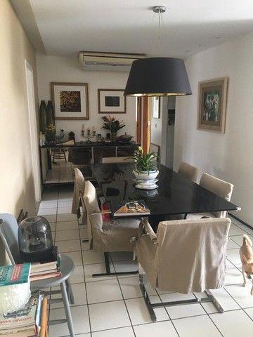 JE Imóveis vende: Apartamento 3 suítes bairro Jóquei Teresina com móveis - Foto 16