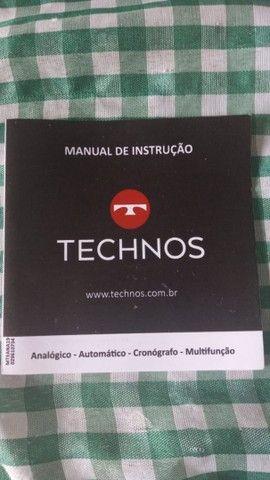 Vendo relógio Tchnos  - Foto 4