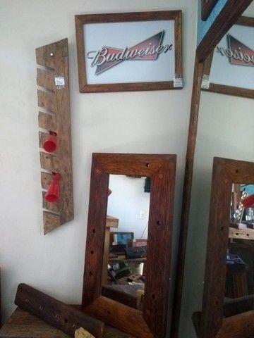 Garrafeiros, suportes para garrafa e taças - Foto 4