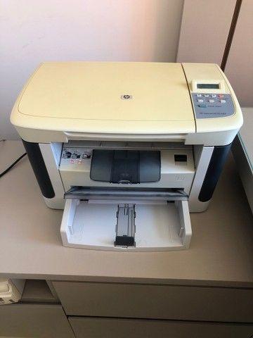 Impressora toner hp laserjet m1120 mfp