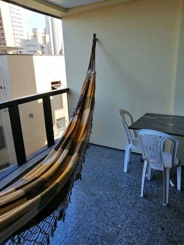 Apartamento/flat,tudo renovado,entre av. beira mar e av. aboliçao, em posiçao privilegiada - Foto 12
