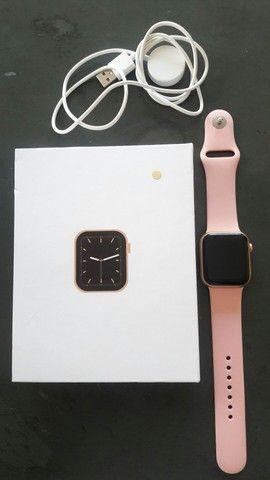 Smartwatch Iwo 13 - W26 Novo - R$ 350,00  - Foto 2