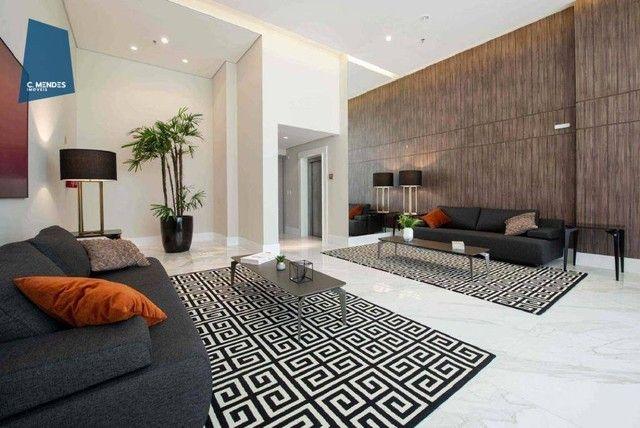 Apartamento Duplex com 3 dormitórios à venda, 172 m² por R$ 1.972.641,00 - Guararapes - Fo - Foto 2