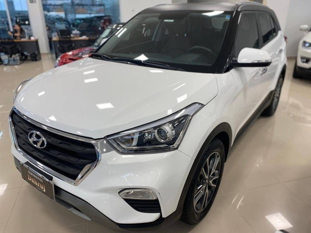 CRETA 2019/2019 2.0 16V FLEX PRESTIGE AUTOMÁTICO - Foto 3
