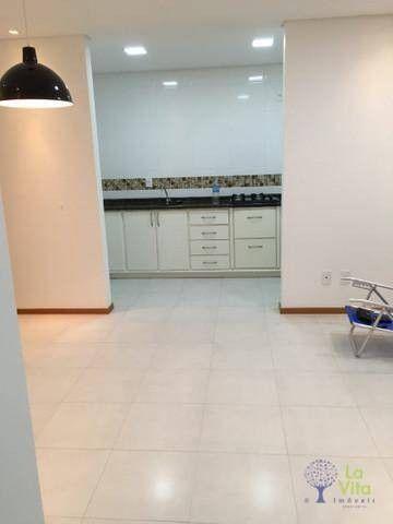 Apartamento com 02 dormitórios (sendo 01 suíte) com 02 vagas individuais de garagem Edifíc - Foto 16