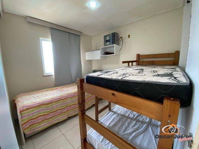 Apartamento com 4 dormitórios à venda, 203 m² por R$ 550.000,00 - Porto das Dunas - Aquira - Foto 16