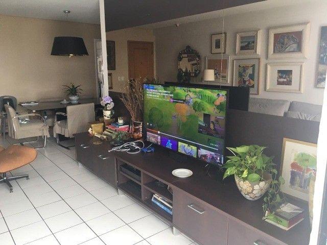JE Imóveis vende: Apartamento 3 suítes bairro Jóquei Teresina com móveis - Foto 9