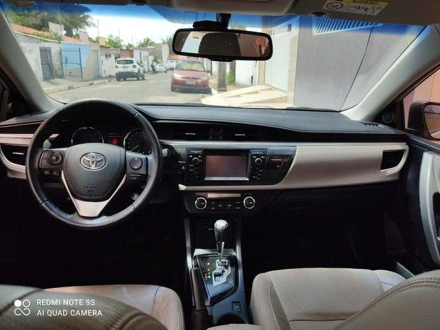 Corolla xei automático 2015 - Foto 6