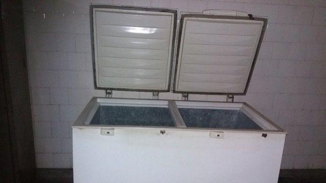 Frezer horizontal 546 litros - Foto 5
