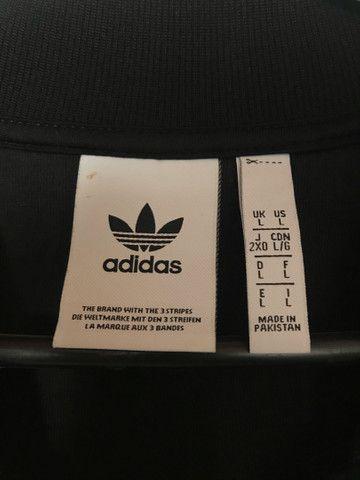 Blusão Adidas Originals Preta - Foto 3
