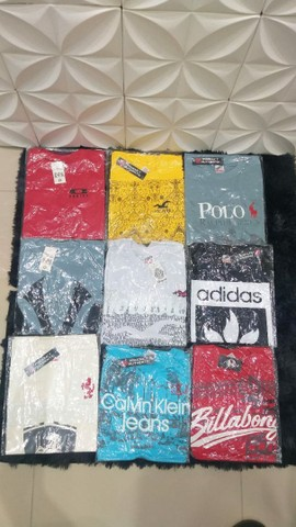 BARBADA!!Camisetas novas  - Foto 3